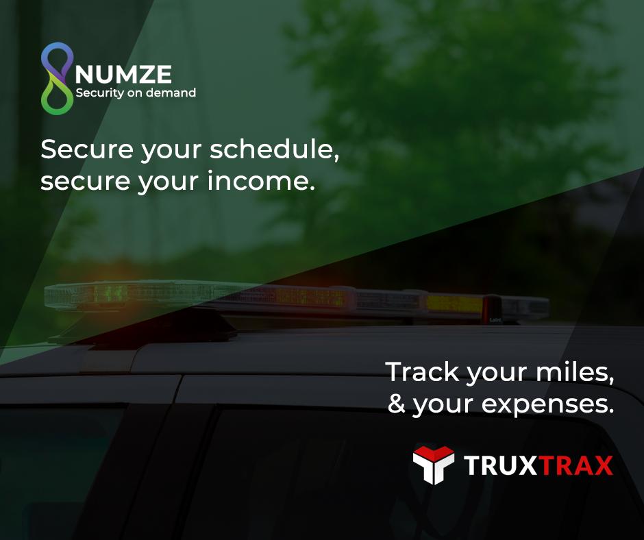 Numze Security Employment App