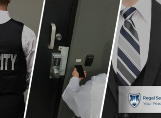 Unlock your career potential with Regal Security