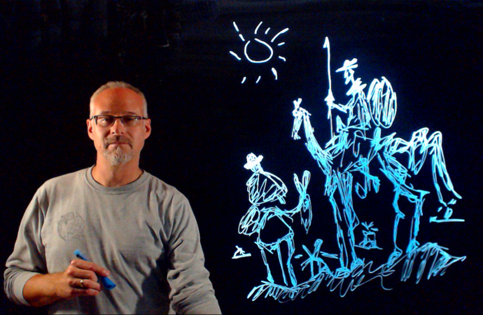 Meet The Lightboard: The new game-changer for remote everything