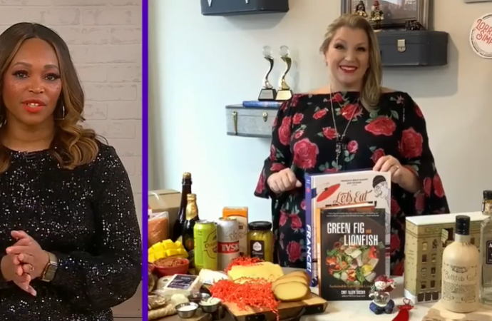 Lorraine Simpson on Cityline TV: 4 travel-inspired gifts to enjoy from home